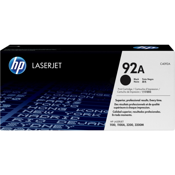 Cartuccia Toner HP C 4092 A
