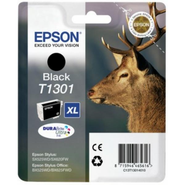 Cartuccia Inkjet Epson C 13 T 13014010