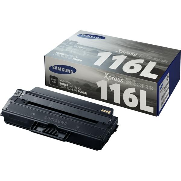 Cartuccia Toner Samsung MLT-D 116 L/ELS