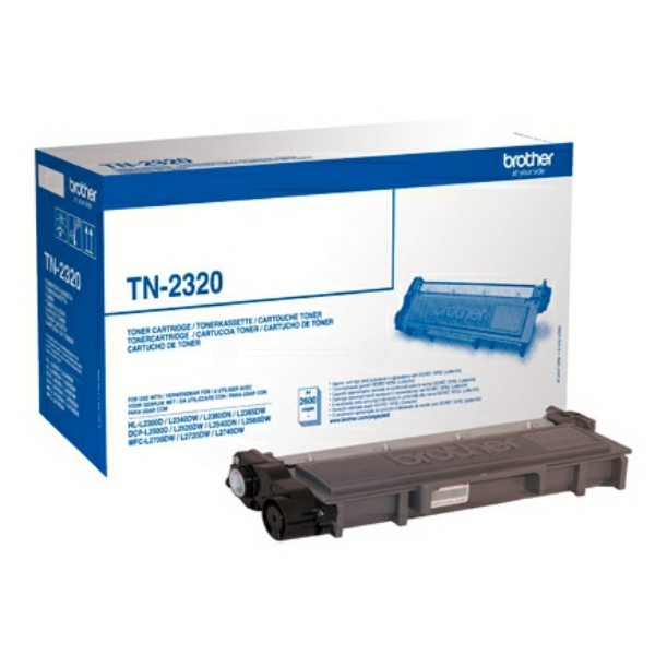 Cartuccia Toner Brother TN-2320